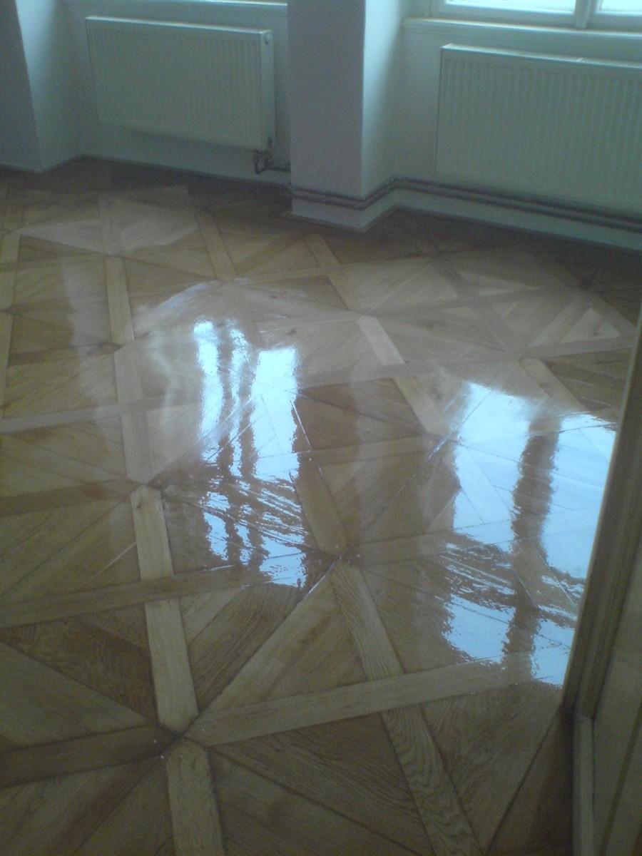 Lze položit lino na plovoucí podlahu